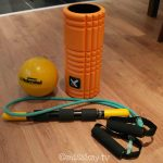Trigger Point Foamroller The Grid