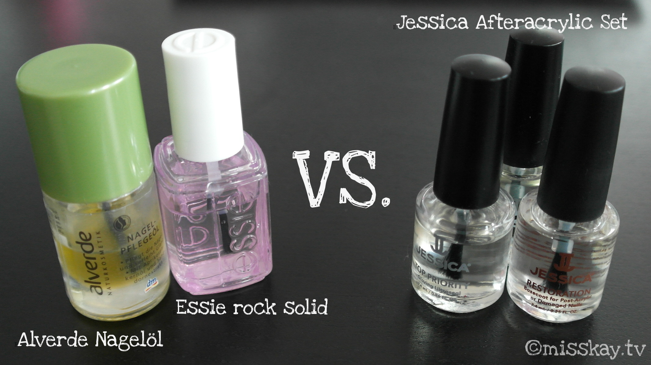 Jessica Afteracrylic Review • misskay.tv