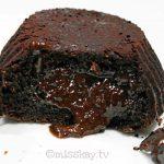 Fondant au chocolat (paleo/zuckerfrei)