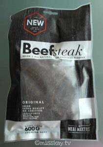 The Meat Makers Beef Steak