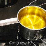 Vanilleöl selber machen