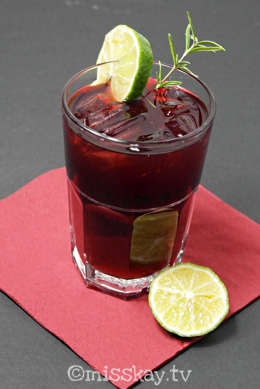Skinny Drink: Haunted Mary (Paleo/Vegan)