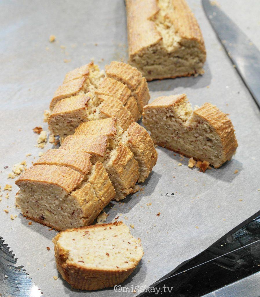 Paleo Baguette (Glutenfrei)