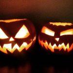 DIY Halloween Kürbis Laterne