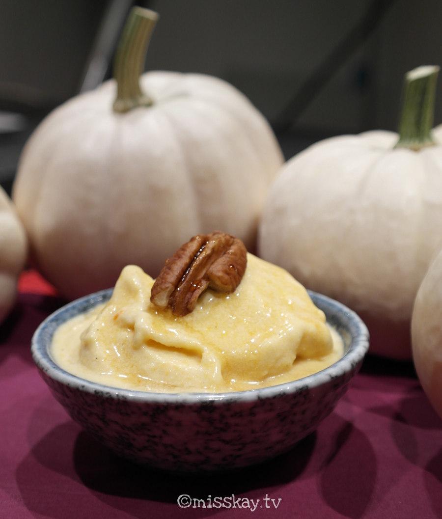 Pumpkin Ice Cream (Paleo/Primal)